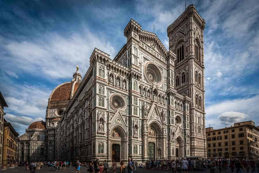 The magnificent Duomo, Florence, Italy