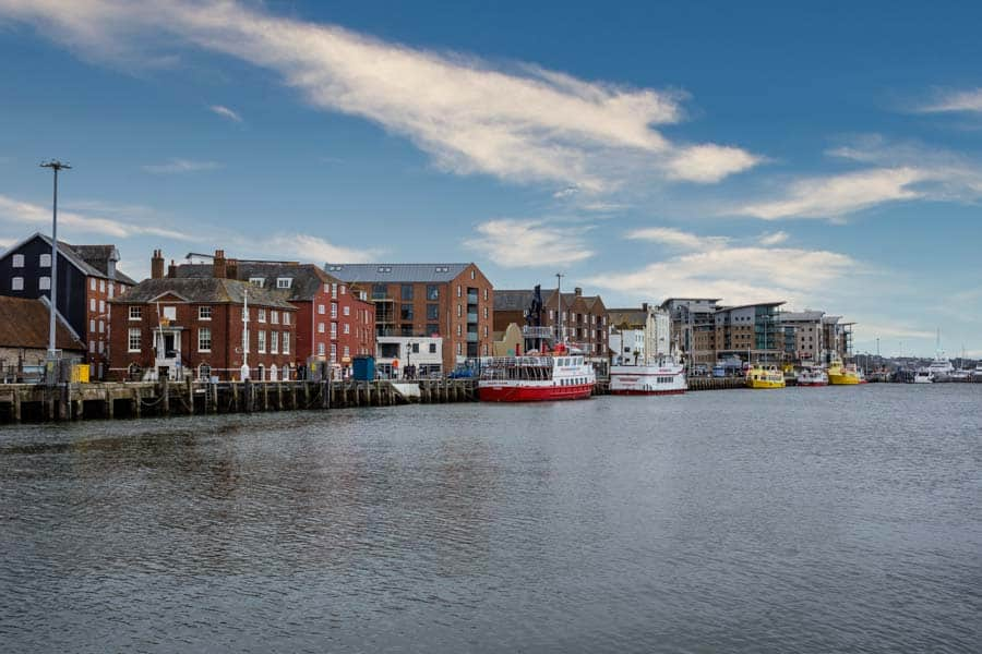 Harbour Lofts in Poole by Rick McEvoy