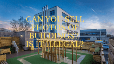 Can you sell photos of buildings Is it illegal (2)