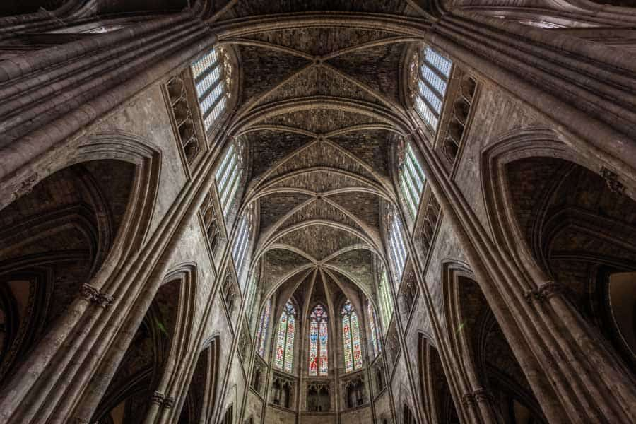 How I Got The Shot Of Bordeaux Cathedral - Architectural Photography In France