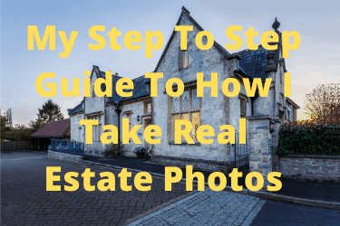 My Step To Step Guide To How I Take Real Estate Photos I have a strict workflow for my real estate photography work which helps me to consistently get the images that my clients need. This workflow has been refined over many years of working as a real estate photographer in the UK. I am not saying to do as I do, but if you take the principles of what I am telling you and apply it to your photography workflow this will help you take better photos consistently. OK – who am I? I am Rick McEvoy, a real estate photographer based in the UK. I specialise in anything to do with photographing buildings, architectural photography, construction photography, all that good stuff. I write a weekly blog post about something that I want to tell you, just like in this post. I am also the creator of the Photography Explained Podcast. So yes I do know about this good stuff! I take real estate photos in a systematic way, ensuring that I get the images that I need every time. I have a finely refined workflow for my image capture which which I will describe start to finish in this pot. Preparation Alone or accompanied Gear Prepare the building Arrive nice and early Hydrated Camera bag Stuff in the car Assemble my gear Taking the photos Camera settings Tripod Shot list The first photo Check The second photo Check And the rest Exterior Interior